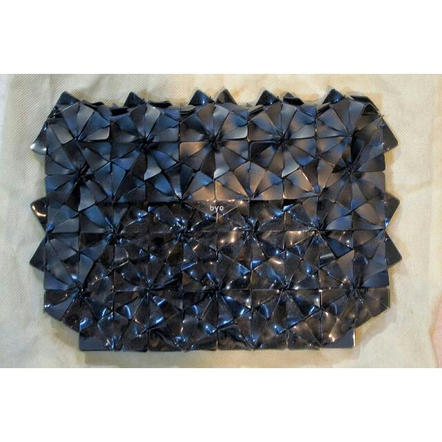 Byo Black , Clutch Bag