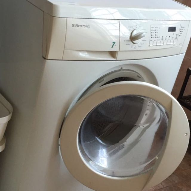 how to use electrolux washing machine