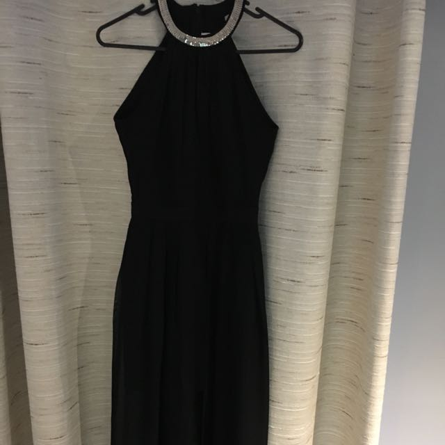 formal maxi dress size xs