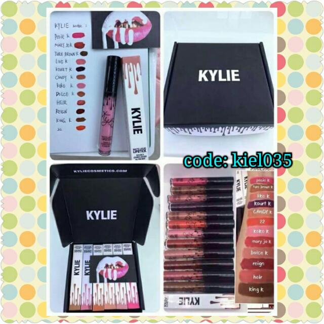 📢Free Shipping📢 👉Kylie Lip Cream👍💕