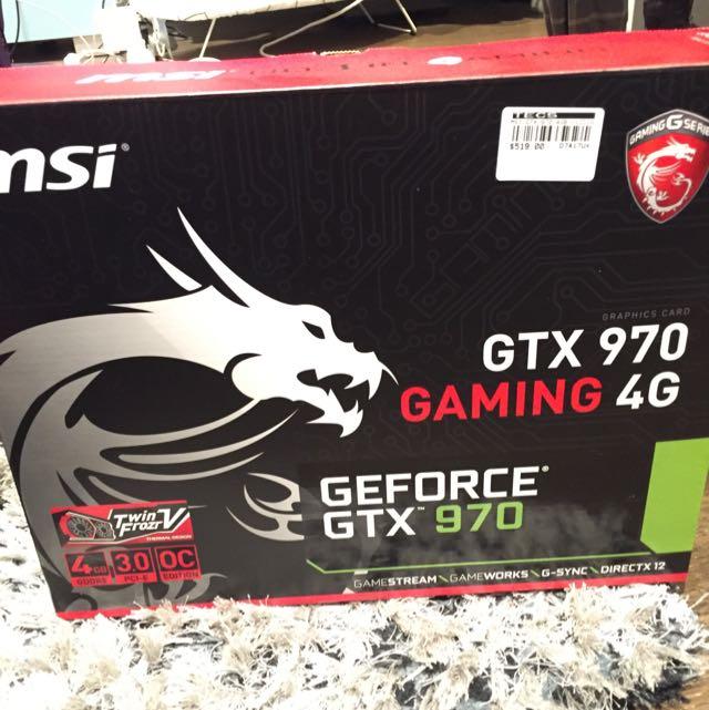 GTX 970 4G
