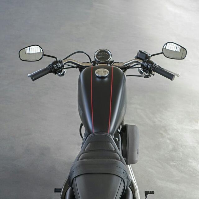 Cafe Racer Handlebar Harley Sportster Roadster