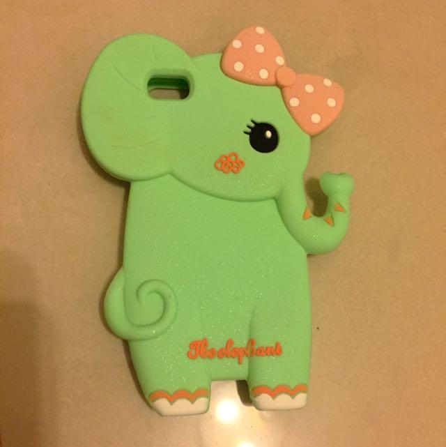 iPhone 4s大象手機殼