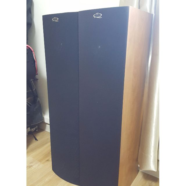 KEF Q65 2 floorstanding audio speakers nt monitor audio, bose, klipsch,  B&W, Mission, paradigm