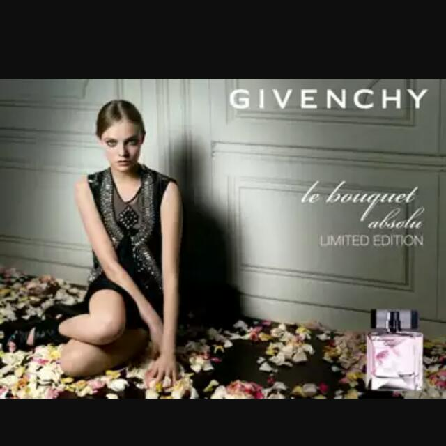 Limited Le Bouquet Absolu Edition Givenchy HIYWED29