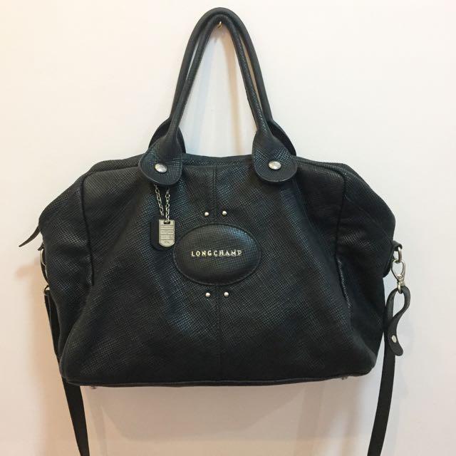 Longchamp Quadri Handbag