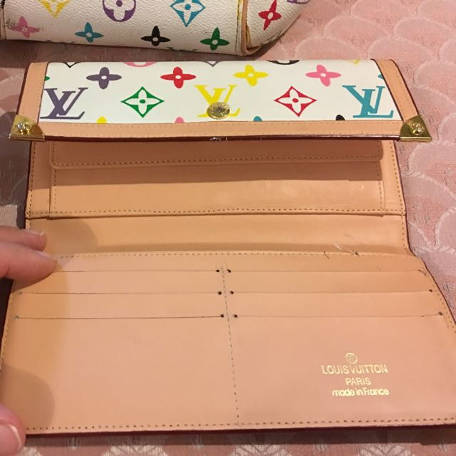 Louis Vuitton, Purse And Wallet