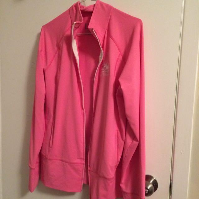 Lulu lemon Bright Pink Sweater