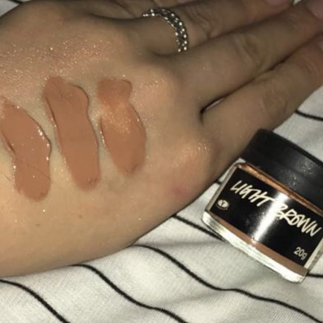 Lush Foundation