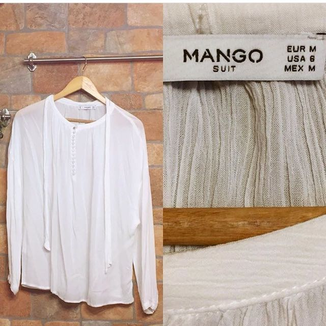 MANGO tops