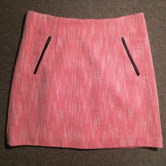 Marcs Pink Skirt (Size 8)