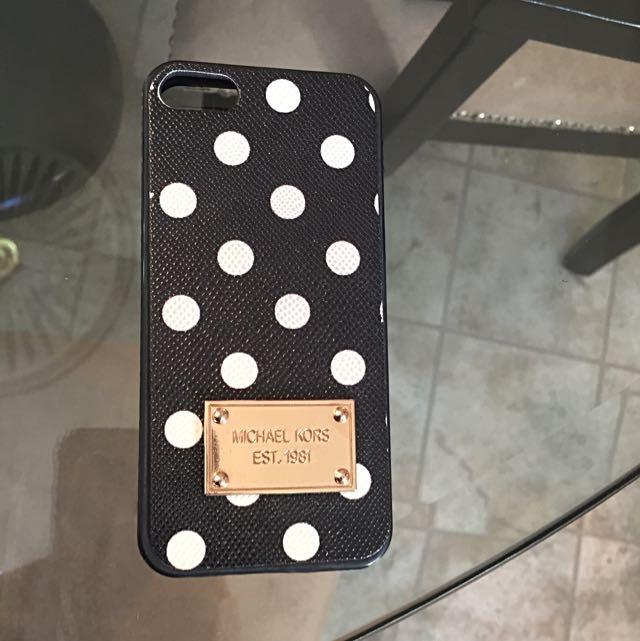 Michael Kors iPhone 5/5s Phone Case !