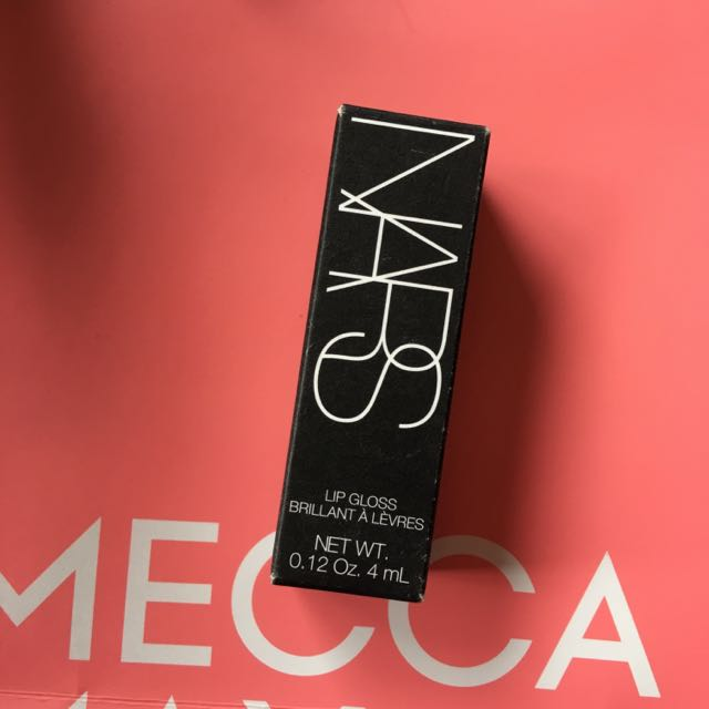 NARS Orgasm Lip Gloss Mini