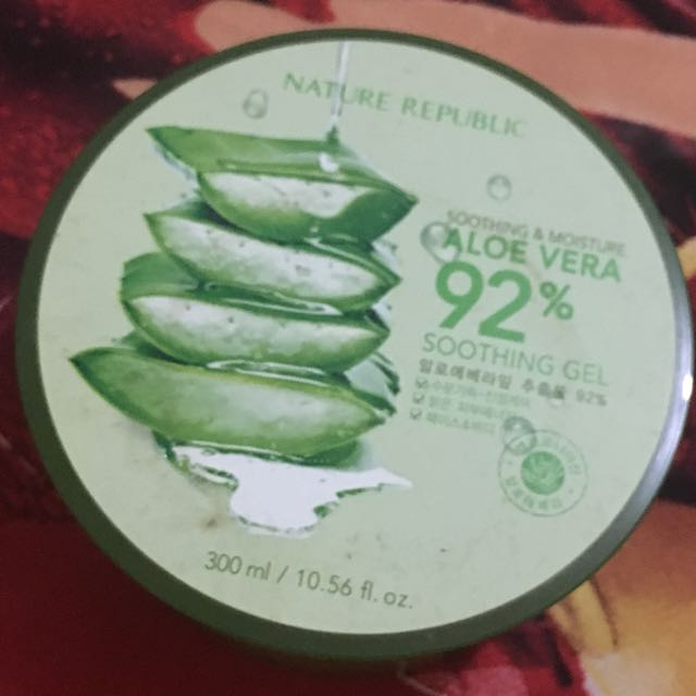 Nature Republic Moisture Aloe Vera