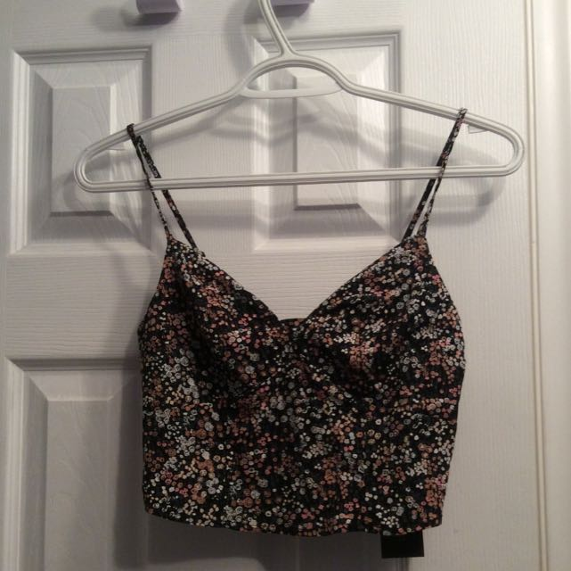 New Dynamite Crop Top