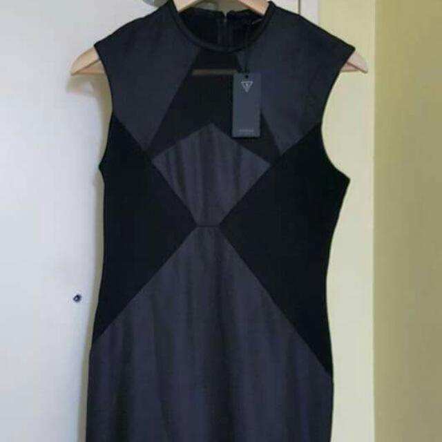New Guess black Meritzel dress in size S