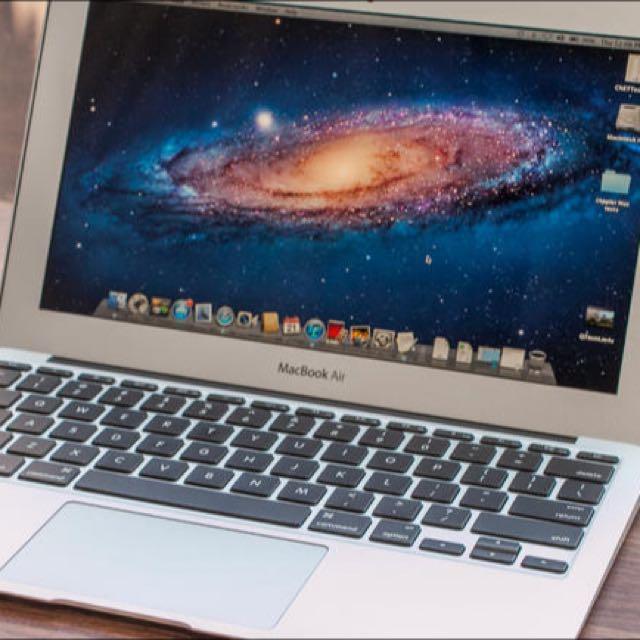 New MacBook Air 2016