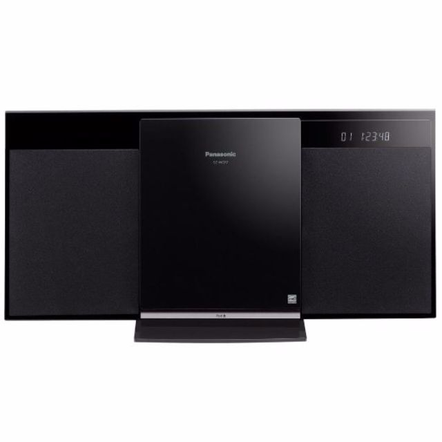 Panasonic Compact Stereo System with iPod Dock