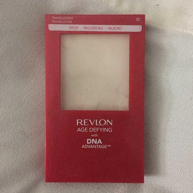 Revlon Translucent Powder