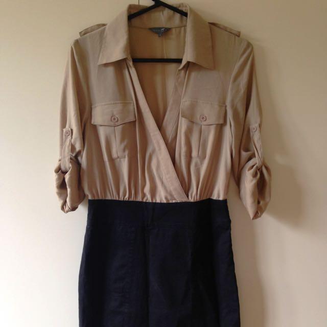 Sheike Sz10 Office Dress