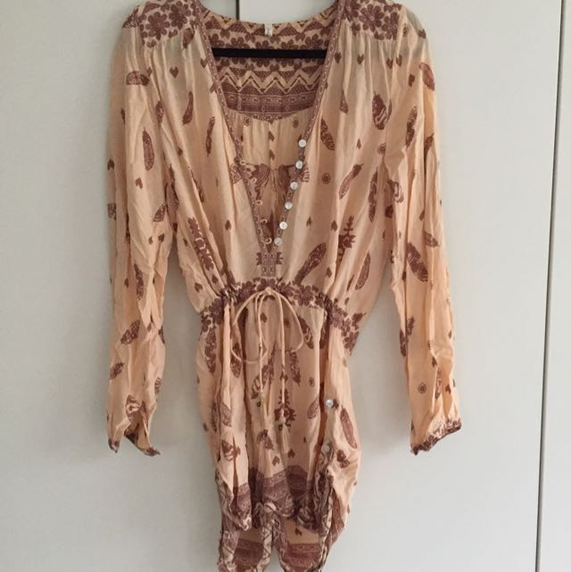 Spell And The Gypsy Collective Playsuit Medium
