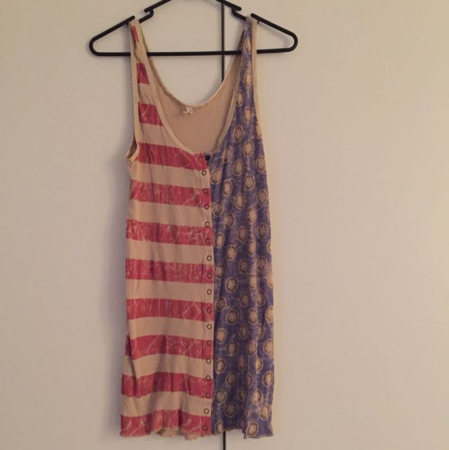 Spell And The Gypsy Collective Stars And Stripes Dress