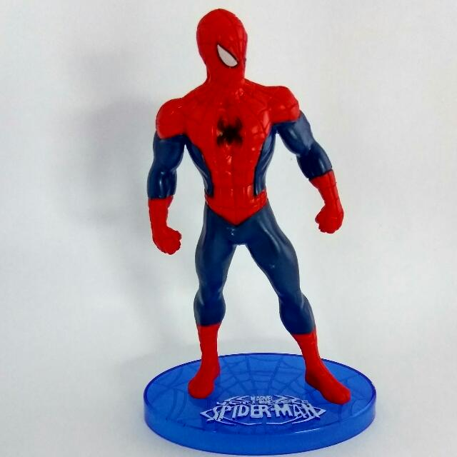 Spiderman Standing