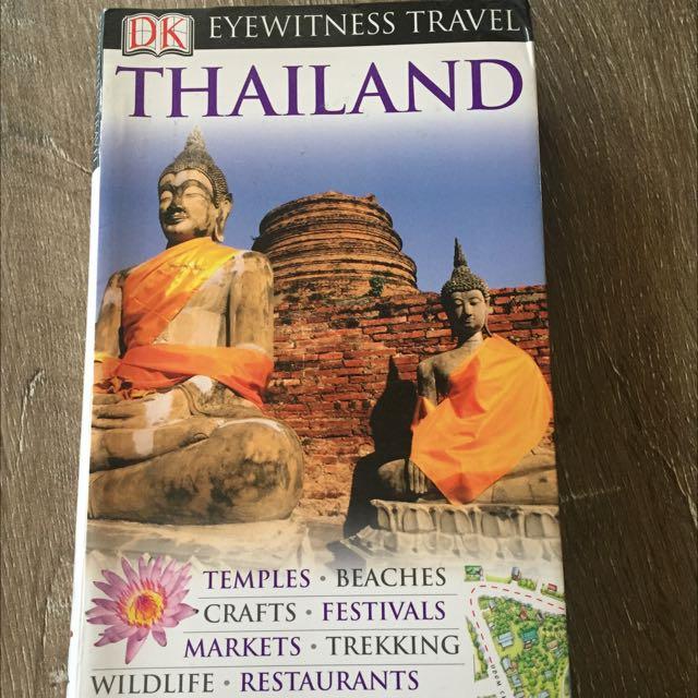 Thailand Travel Book