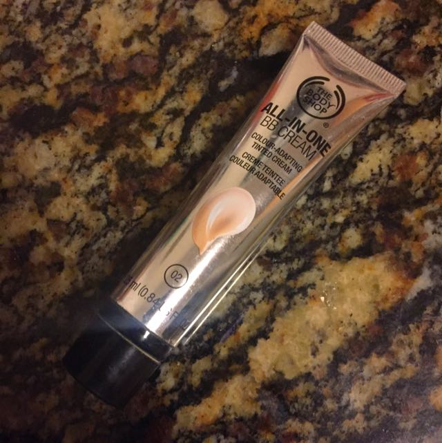 The Body Shop Colour-Adapting Tinted BB Cream