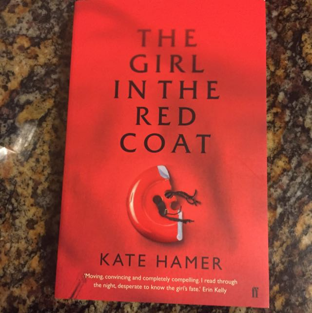 The Girl In The Red Coat by Kate Hamer