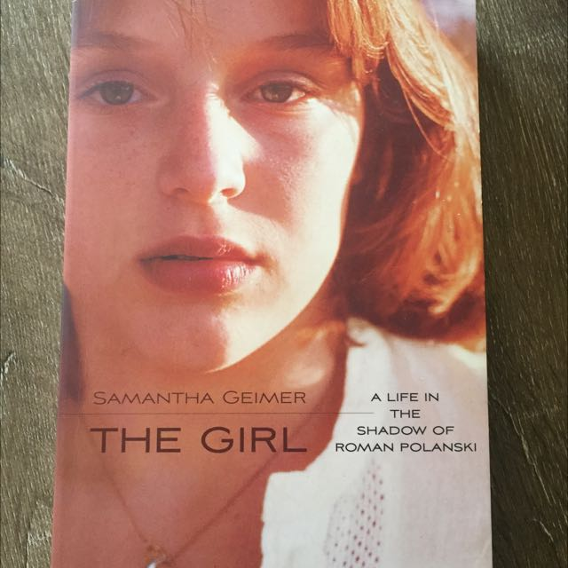 The Girl Samantha Geimer Autobiography Novel