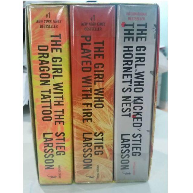 The Millenium Trilogy boxed set