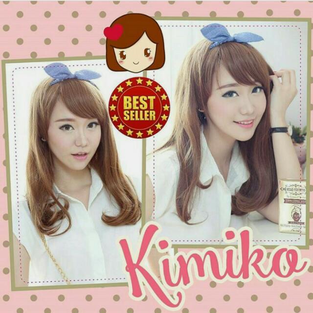 Wig Kimiko