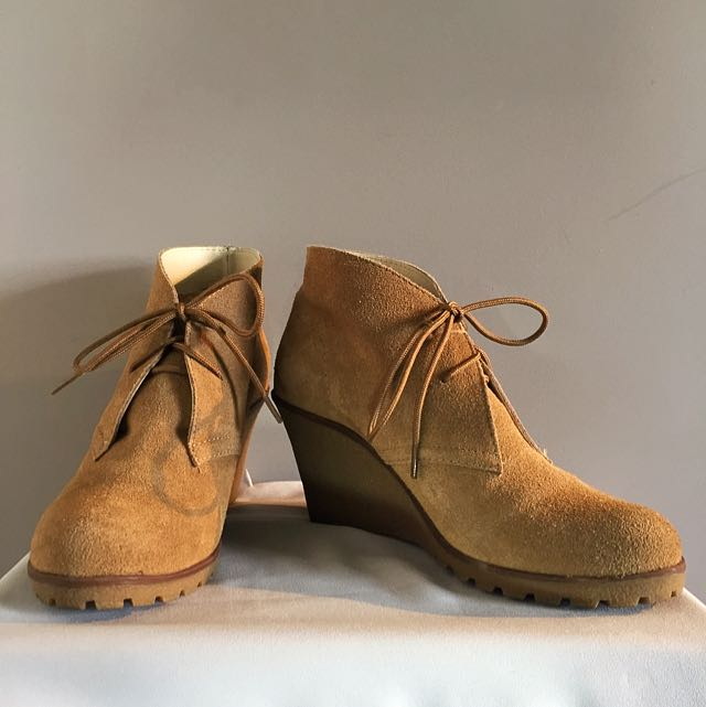 Windsor Smith Suede Boots