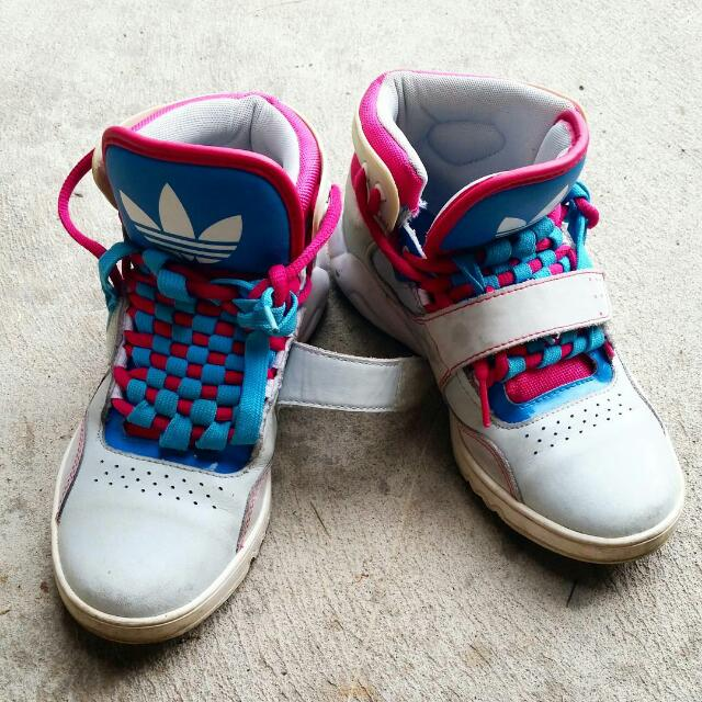 Women Adidas High Tops