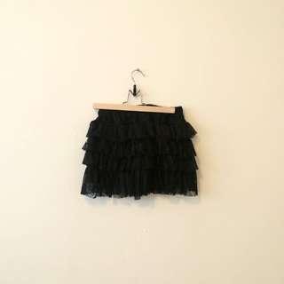 Black tutu/skirt
