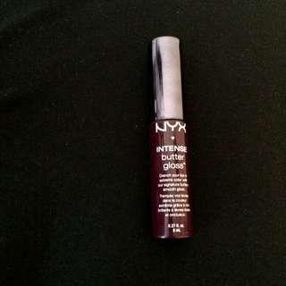 NYX Intense Butter Gloss - Black Cherry