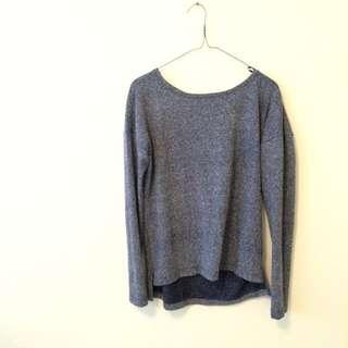Blue Light Sweater