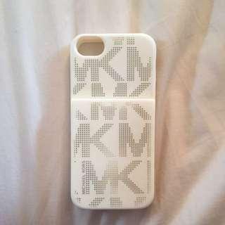 Michael Kors Pocket iPhone 5s case