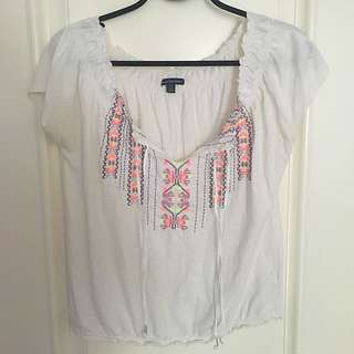 American Eagle Shirt - Medium