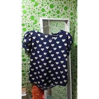Baju Daisy Top / Baju Kerja