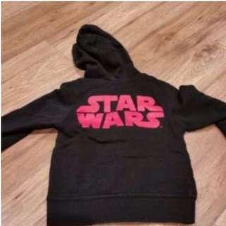 boys star wars hoody
