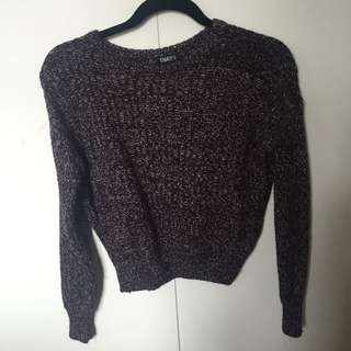 TNA Knit Sweater From Aritzia - XS