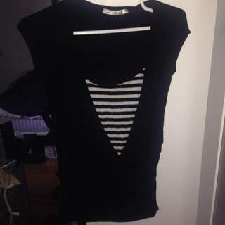 Layered Dynamite Top