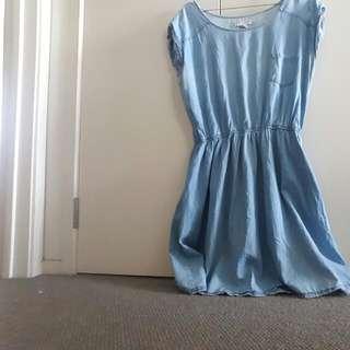 cotton on size medium dress