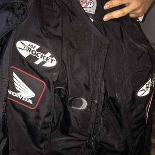 Joe Rocket (Honda) Biker Jacket