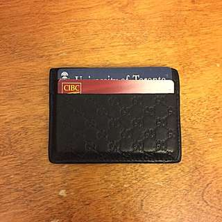 Mint Condition Gucci Wallet