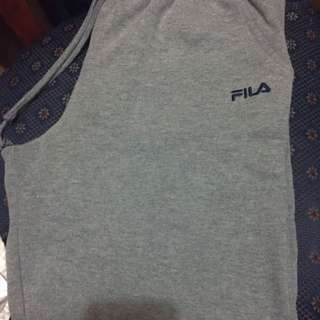 Size 8 Unisex Authentic FILA TRACKPANT