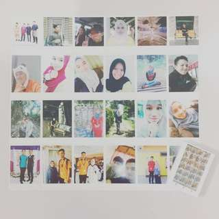 Polaroid Photos Printing RM1 Instantly