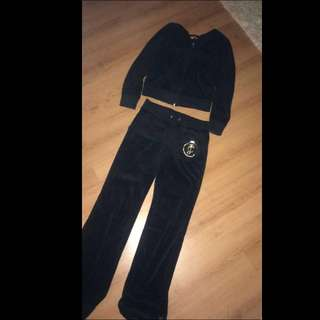 *Authentic* Top & Bottom Juicy Couture Jumpsuit